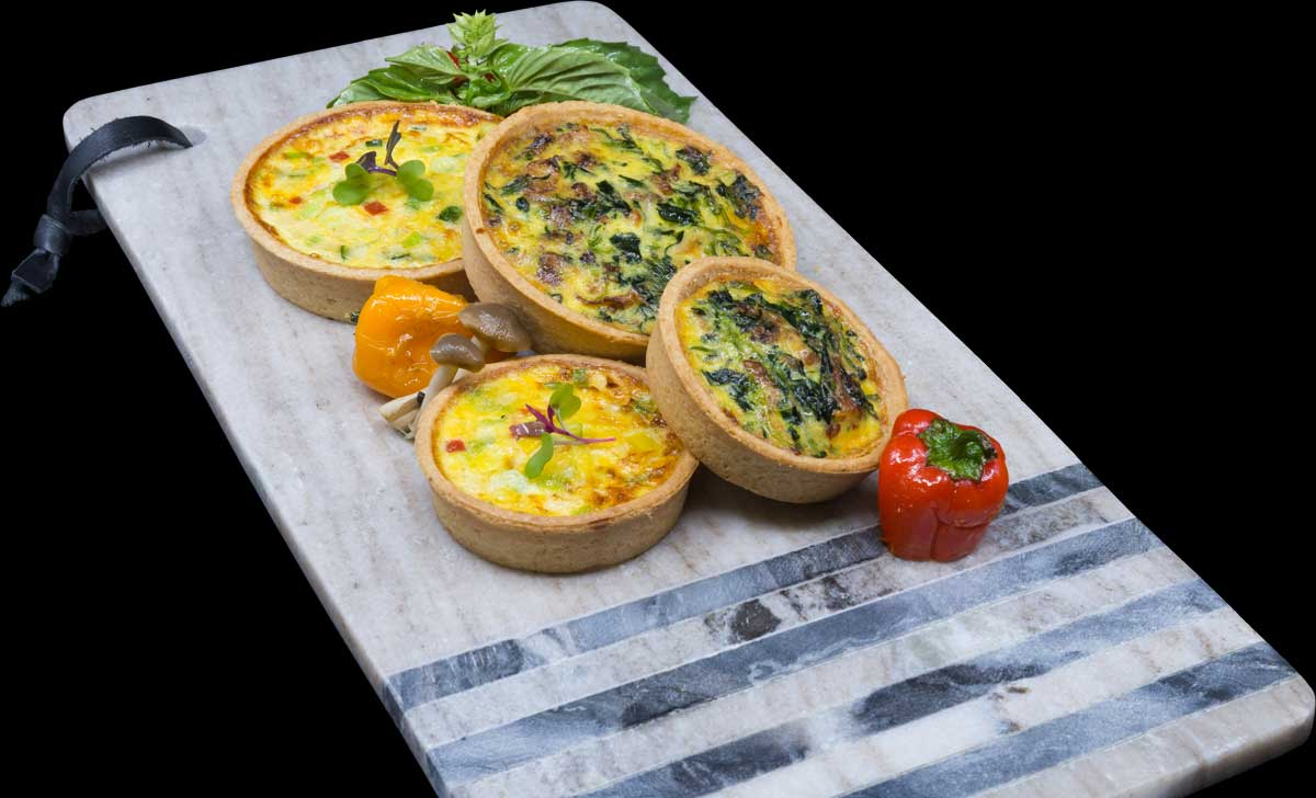 Serve Your Clients Two Stunning Breakfast Options