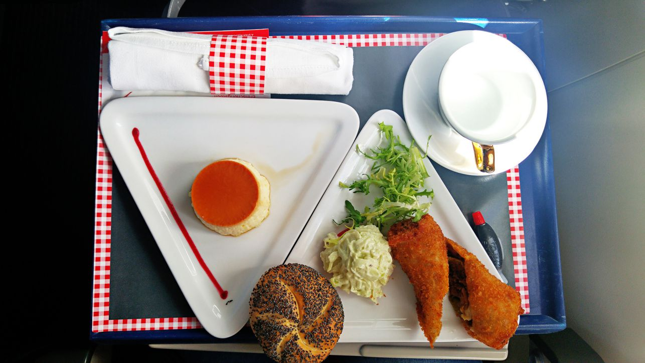 Upgrade Your Airline's Food Game to First Class