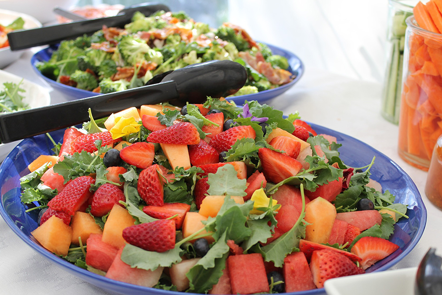 More Catering Trends for the New Year