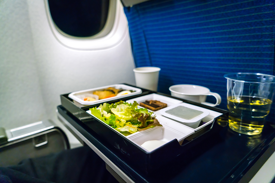 Preparing for Your Airline's Future Meals