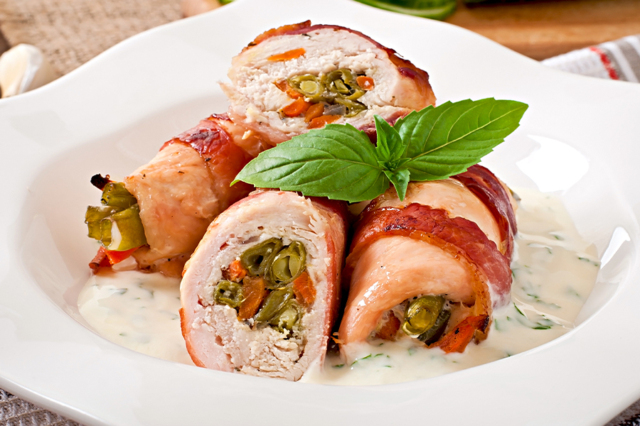 How a Customizable Roulade Meets Your Foodservice Needs 1