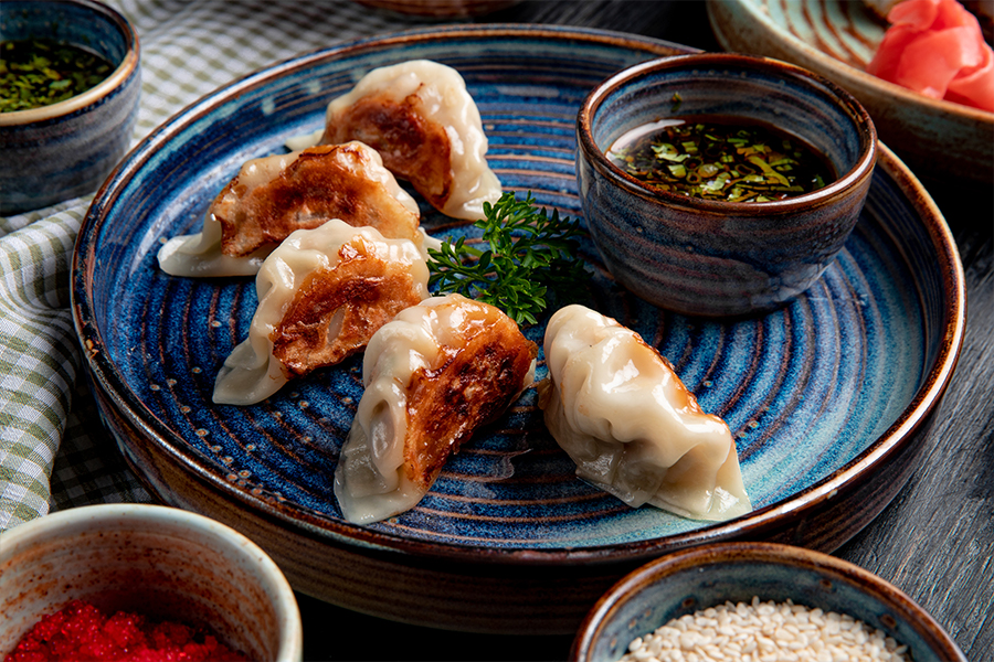 Enjoy an Asian Fusion Night with Pot Stickers, Rangoon, and Wantons 1