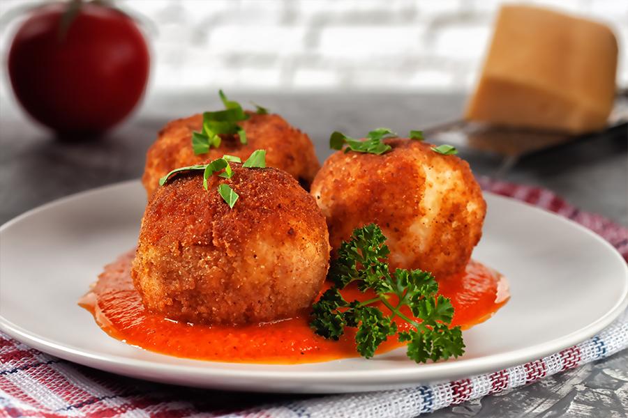 Arancini - The Craveable Sicilian Street Food 1