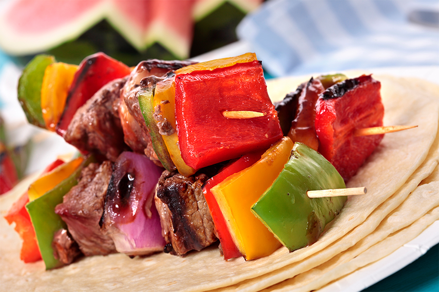 Serving Delicious Skewers Without All the Work 1