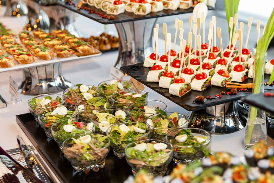 Get Your Catering Company Back Up and Running Fast 1