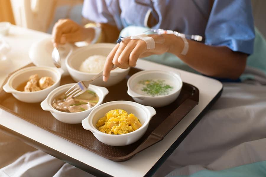 Premium Hospital Food at Wholesale Prices 1