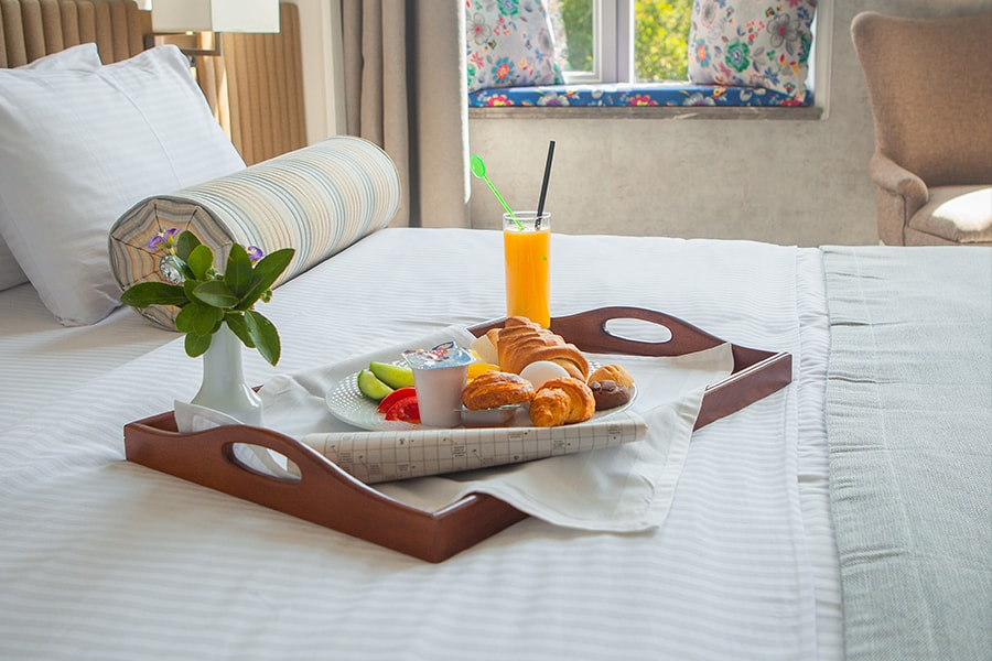 Ramp Up Your Hotel Restaurant and Room Service Menus