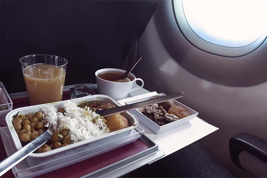 The Biggest Mistakes Airlines Make With Their Food 1
