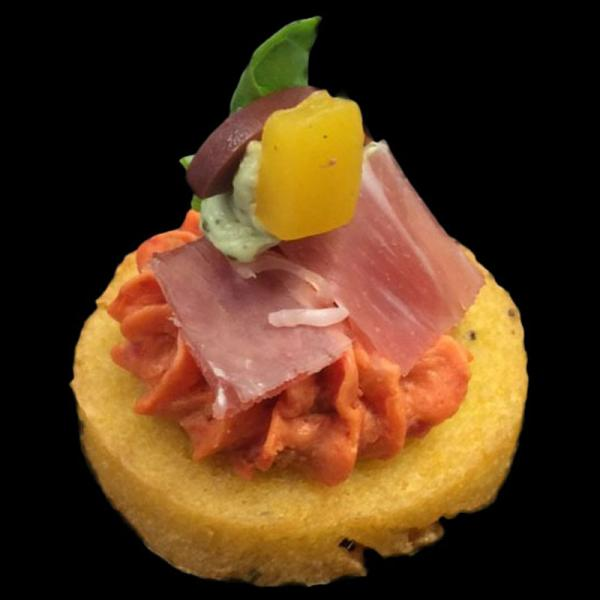 Prosciutto-Bow-Tie-with-Sun-Dried-Tomato-Cream