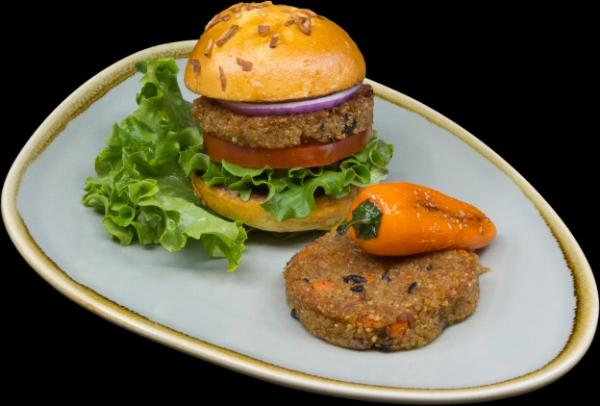 quinoa and black bean slider1