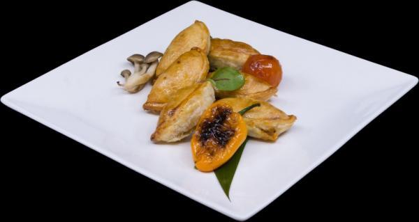 vegetable turnovers 0.5oz1