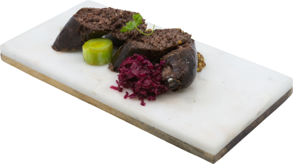 Hungarian Blood Hurka Sausage1