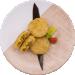 Nopales and mozarella cheese arepa2