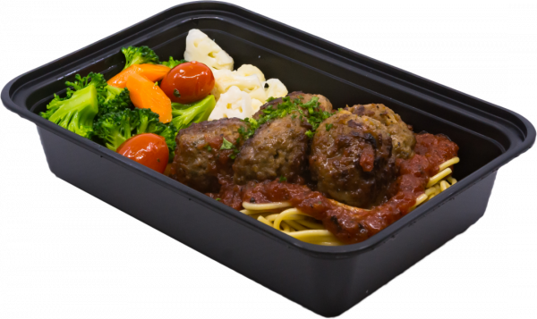 beef-pork-meatballs-spaghetti-vegetables-medley-2